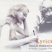 Henryk Miskiewicz & Simple Acoustic Trio