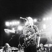 Swans live @Zanne Festival, Catania, Italy - 25/6/2013
