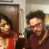 Marisa Monte e Rodrigo Amarante