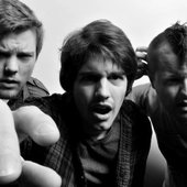 Brandon, Patrick, and Joey by Payton Roberts