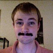 moustache john