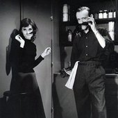 Fred Astaire, Audrey Hepburn