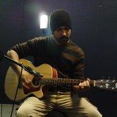"""Danny im Studio (Aufnahemn zur Single \""""Sein\"""") 20.12.2010"""