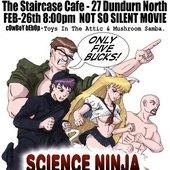 Science Ninja Big Ten