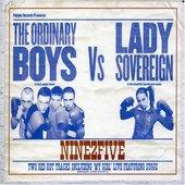The Ordinary Boys vs. Lady Sovereign