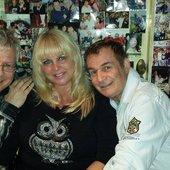 Sax & Moryson im Künstlertreff Café Susi auf Gran Canaria im Jahre 2015 mit Mario_n