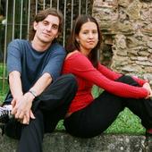 Estrela Ruiz Leminski e Téo Ruiz PNG