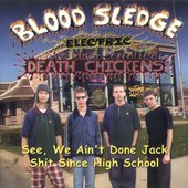 Blood Sledge Electric Death Chickens