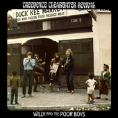 Creedence Clearwater Revival - Willy and the Poor Boys (High Quality PNG)