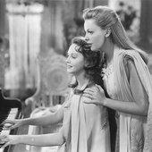 Judy Garland & Lucille Bremer