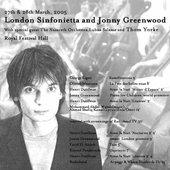 London Sinfonietta and Jonny Greenwood