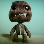Sackboy of LittleBigPlanet 'fame'