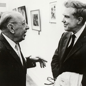 Carter with Stravinsky