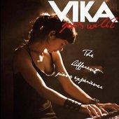 Vika goes wild