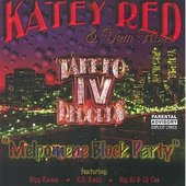 Katey Red - Melpomene Block Party. 1999