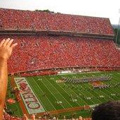 Clemson University Tiger Band