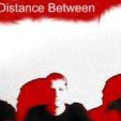 The distance between