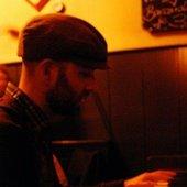 M.G. Lederman at a German bar.
