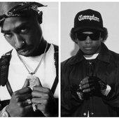 Eazy E ft 2pac The Game