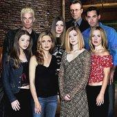 Original Cast Of Buffy The Vampire Slayer