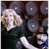Madonna and Gogol Bordello