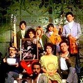 Caetano Veloso, Gilberto Gil, Gal Costa e Os Mutantes
