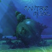 Mantric Muse s/t album cover. Artwork by Jonas Lovén.