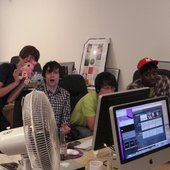Bloc Party Webchat