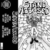 stand accused