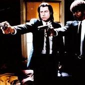 John Travolta/Samuel L. Jackson