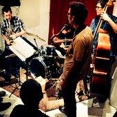 Aram Shelton Quartet