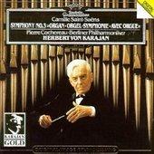 Pierre Cochereau; Herbert Von Karajan: Berlin Philharmonic Orchestra