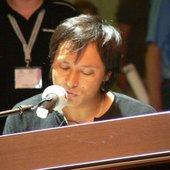 Mitsuyoshi playing live