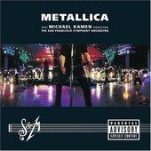 Metallica & Michael Kamen conduct. The San Francisco Symphony Orchestra