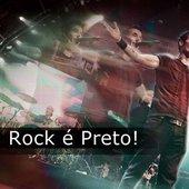O Rock and Roll é Preto ! *-*