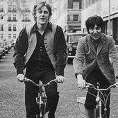 Easybeats & Angus Young (AC/DC)