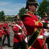 The Band of the Corps of Royal Electrical and Mechanical Engineers