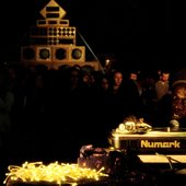 Aba Shanti I in Caen, France w/ Dub Livity Sound - (JB of Dub Livity Sound System)
