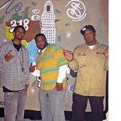 Frank Cain, Mel, & J-Rock