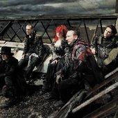 Coma Divine - Promo 2011 Band