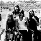 Molly Hatchet's classic lineup