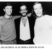 John McLaughlin;Al Di Meola;Paco De Lucia