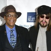 David Johansen & Hubert Sumlin