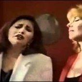 Vicky Carr y Ana Gabriel