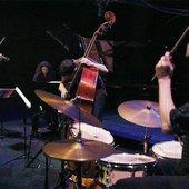 Sylvie Courvoisier - Mark Feldman Quartet