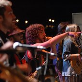 Sondenadie en el Festival del Zaidín 2007 © J.J. García  (Diario Ideal)