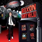 Eclier-Boxon Say Hello EP