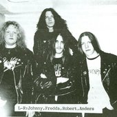 unleashed (early days..Adversity 'zine '90)