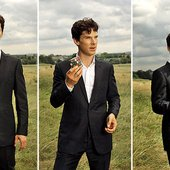 Benedict photo by Patrick Fraser