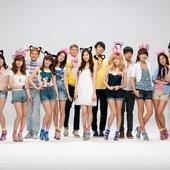 소녀시대 & 2PM